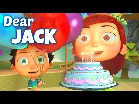 Happy Birthday Sg to Jack