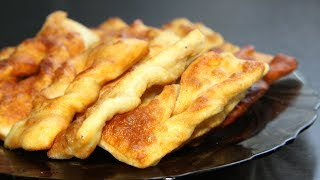 Картофельный хворост. Рецепт за 40 рублей