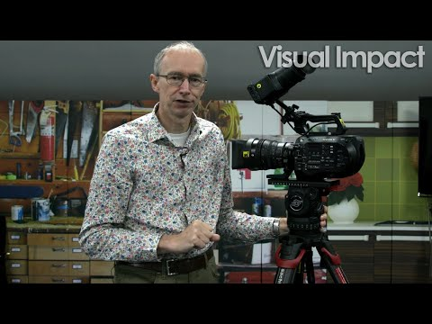 First look at Sony FX9 compared to FS7 with Alister Chapman