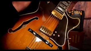George Benson Ibanez GB10 Demo w/ Rich Severson
