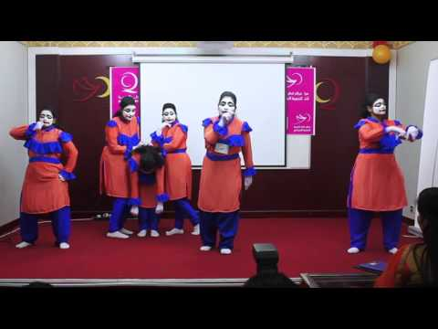 Mime by Remembrance Theatre Qatar