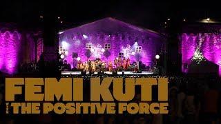 Femi Kuti & The Positive Force - Jazz en Ville (Vannes) 24/07/2019