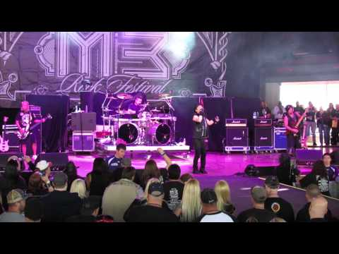 Loudness - Heavy Chains 2013 M3 Festival