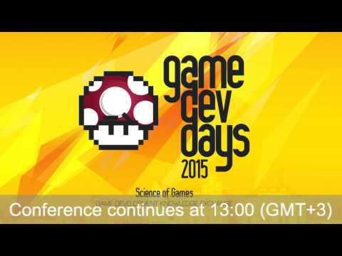 GameDev Days - Learning Games Track (day 2)