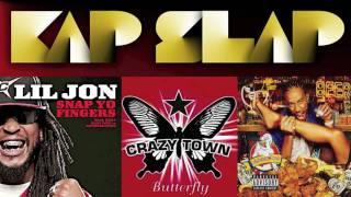 Mashup - Kap Slap - Snap It Up (Crazy Town Butterfly Mashup) *[HQ]*