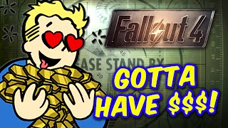 Fallout 4 ONLY ONE LIFE! - Part 2 (GOTTA HAVE $$$!)
