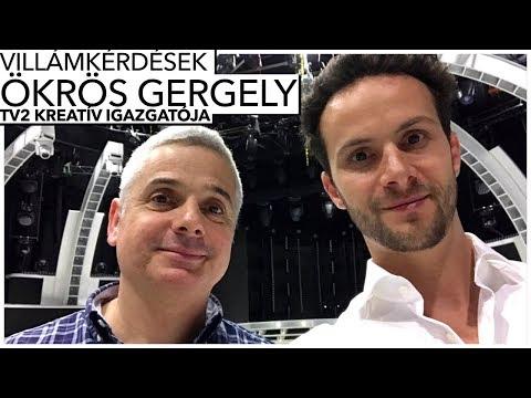 ÖKRÖS GERGELY 🔝 TV2 KREATÍV IGAZGATÓJA ✖️Villámkérdések⚡️✖️SZÁNTÓ PÉTER