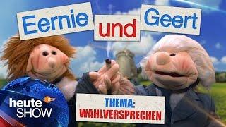 Die Wahlversprechen des Geert Wilders