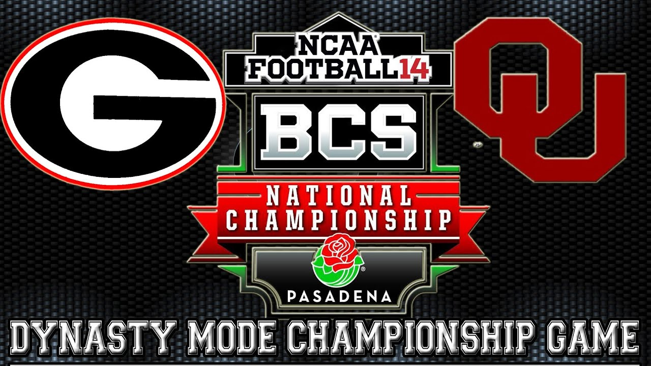 ncaa football live cfb championship game