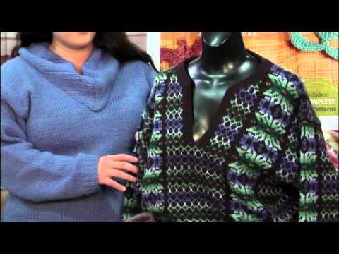 Designer Spotlight with Lisa Shroyer, from Knitting Daily TV Episode 613