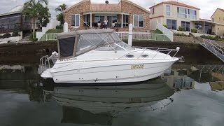 Larson 240 Cabrio Sports Cruiser for sale Gold Coast Queensland Australia
