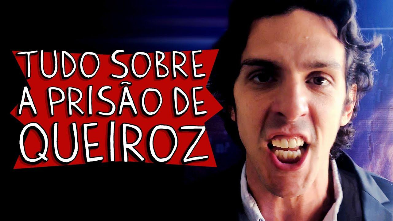 PLANTANANÃ - TUDO SOBRE A PRISÃO DE QUEIROZ