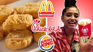 Professional Chef Reviews Fast Food Chicken Nuggets