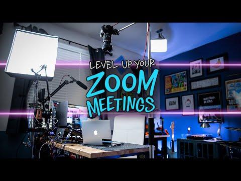 Make Your Online Streams, Meetings, & Classes Look Incredible