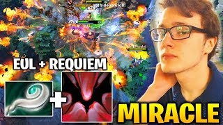 Miracle Full Eul Magic Damages Build Shadow Fiend
