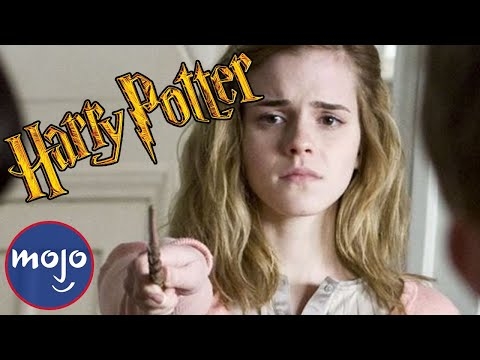 Top 10 Best Harry Potter Scenes That Weren't in the Books