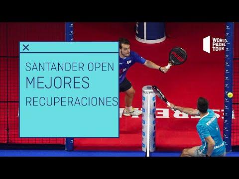 Las 3 Mejores Recuperaciones del Estrella Damm Santander Open 2021   World Padel Tour