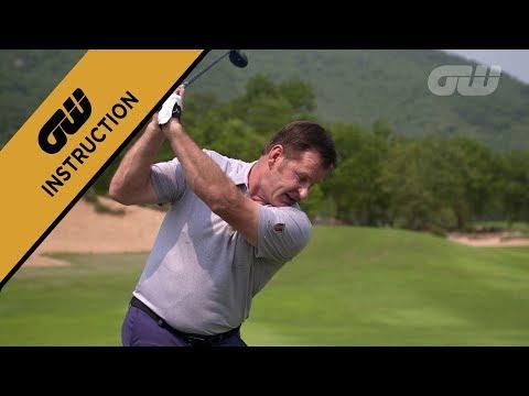 Sir Nick Faldo's greatest shots - 1992 Open Championship