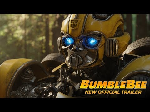 Jizzo - Bumblebee (2018) - New Official Trailer - Paramount Pictures