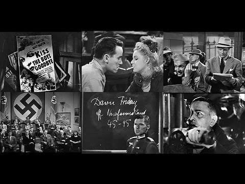 Sucker Bait  - German Spies in the USA! (Restored-1943)