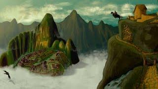 Tribal Jungle Music - Machu Picchu