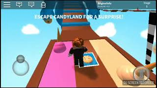 That I cichled at the Roblox in the three minute and that was super easy