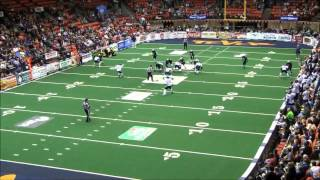 Andre Moyd IFL Highlights #26 DB