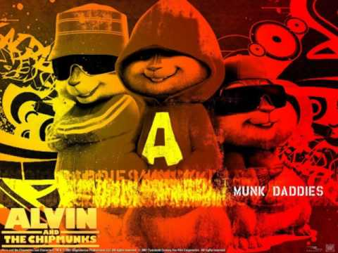 Magic- B.o.B. ft. Rivers Cuomo of Weezer (Chipmunks with lyrics)