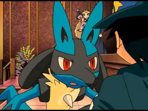 Pokemon Movie Lucario And The Mystery Of Mew Opening Movie Ver Hindi Fandubbed Youtube
