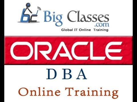 Oracle dba 12c training videos oracle dba tutorial for beginners.