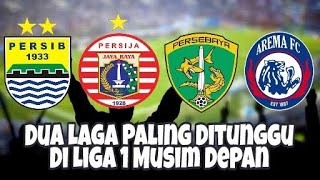 Download Video Persib vs Persija Dan Arema vs Persebaya Dua Laga Paling Disoroti Musim Depan MP3 3GP MP4