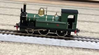 鉄道模型(1/80,13㎜) KTM 1号機関車レストア完了