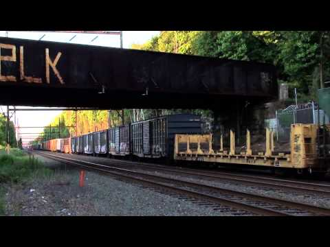 Miscellaneous Railfanning in Early June 2012: Mainline and Tourist Operations in the PA/NJ Area