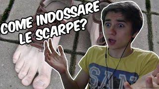 COME INDOSSARE LE SCARPE?! | Princessize