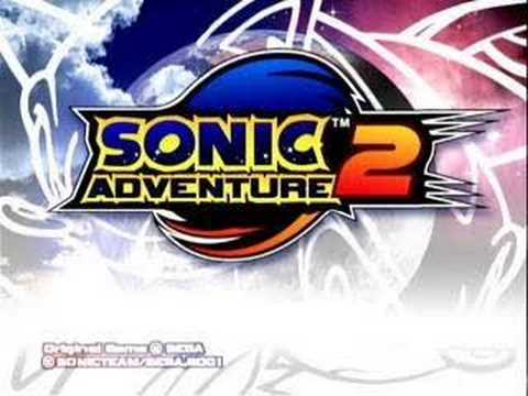 Sonic Adventure 2 Battle- Chao Lobby