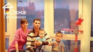 Окна Рехау | Вікна Rehau | Отзыв Татьяна и Александр. Real Comment Rehau