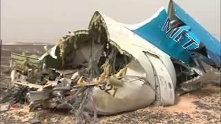 Новые версии крушения самолета A321 в Египте(Выдвигать какие-либо версии до официального окончания расследования авиакатастрофы российского самолета..., 2015-11-06T09:05:22.000Z)