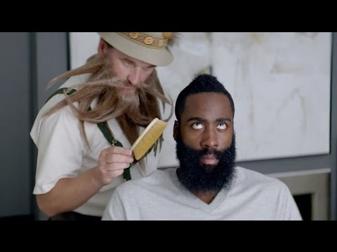 NBA 2K15 - The Beard Guru featuring James Harden