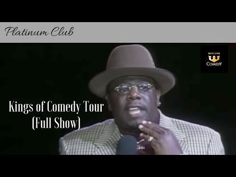 "Kings of Comedy Tour ""Full Show""EXCLUSIVE- Atlantic City"
