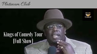 Kings of Comedy Tour 'Full Show'  EXCLUSIVE- Atlantic City
