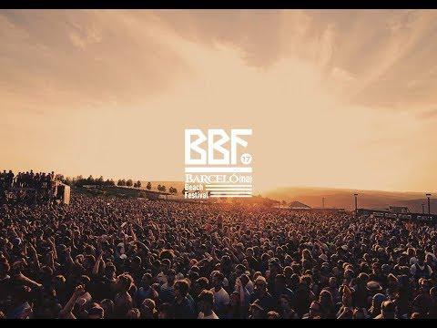 Barcelona Beach Festival  - Aftermovie 2017