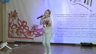 Открытый детский вокальный конкурс