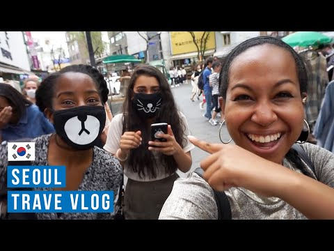TRAVEL VLOG // Seoul, South Korea