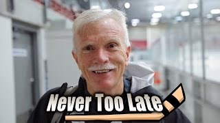 Too OLD for hockey?!?!?