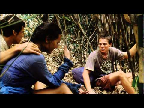 """The Beach (2000) - Deleted Scene - """"We're Not Going Back"""""""