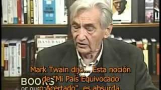 La Noción Equivocada del Patriotismo - Howard Zinn