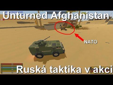[S-M] Unturned Afghanistan - Ruská taktika v akci (FUN) /w WW2 group