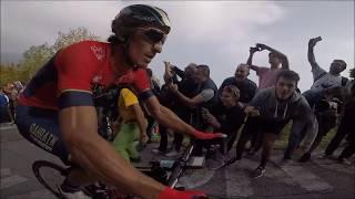 Giro di Lombardia 2018 : Muro di Sormano FUll HD