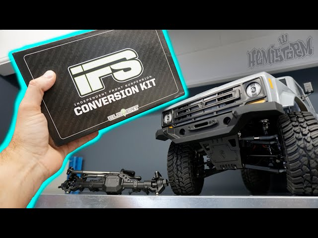 LESS SOLID - Element RC IFS Conversion Kit