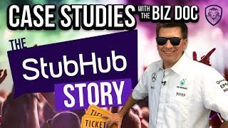 how stubhub dominated ticketing a case study for entrepreneurs